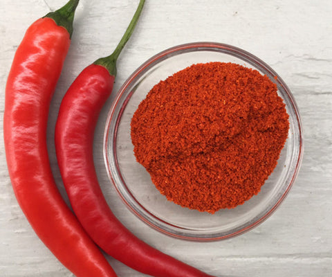 Cayenne Medicine and Winter Warmth