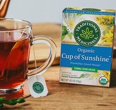 Traditional Medicinals Cup of Sunshine