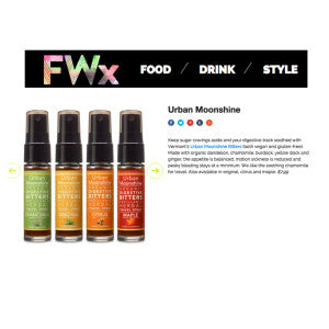 Food and Wine FWx - Urban Moonshine