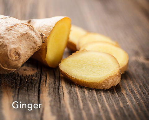 Stock Ginger