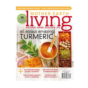 Mother Earth Living Magazine Cover