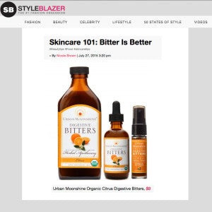 Style Blazer - Skincare 101: Bitter is Better