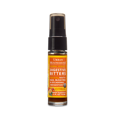 Citrus Digestive Bitters spray