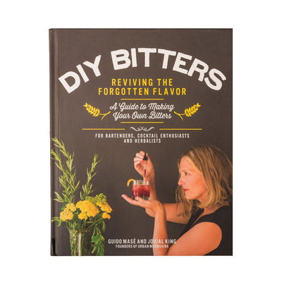 DIY Bitters Book
