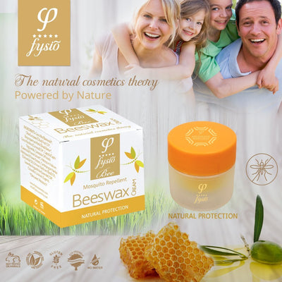 Fysio Insect & Mosquito Repellent Beeswax Cream 50 ml