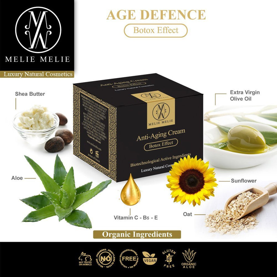 Melie Melie Anti Ageing Cream 50 ml