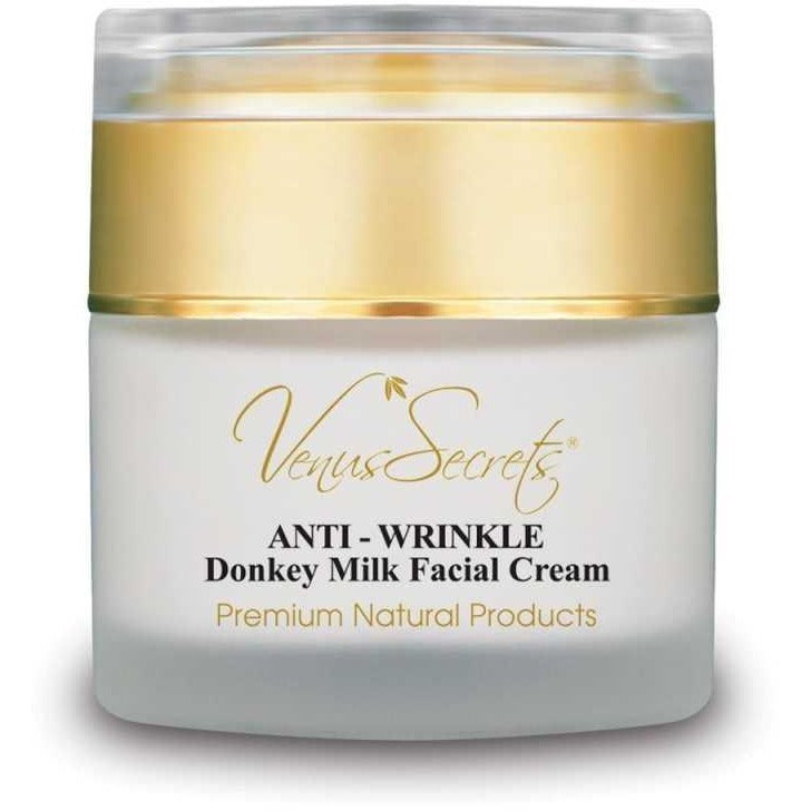 Venus Secrets Anti Wrinkle & Moisturizing Face Cream