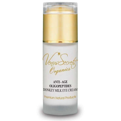 Venus Secrets Eye Cream For Dark Circles Puffiness and Wrinkles With Donkey Milk