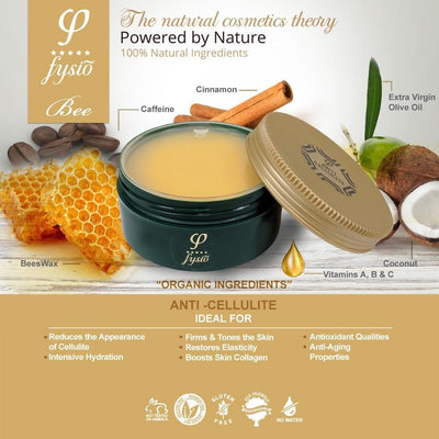 fysio natural beeswax