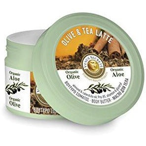 Venus Secrets Body Butter Olive & Tea Latte