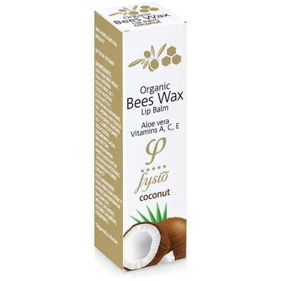 Fysio Lip Balm With Organic Beeswax (Pack of 2)