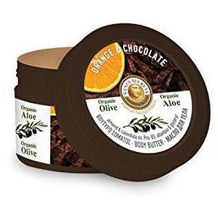 Venus Secrets Body Butter Orange & Chocolate
