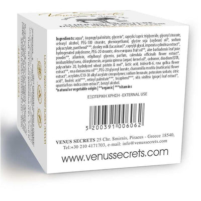 Venus Secrets Moisturizing Face Cream