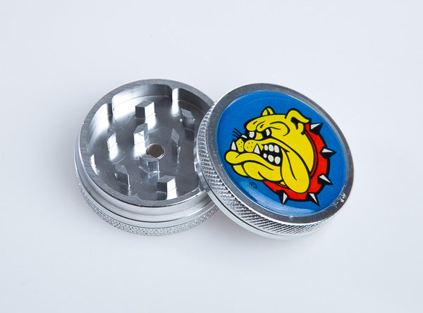 Grinder The Bulldog Μini Silver