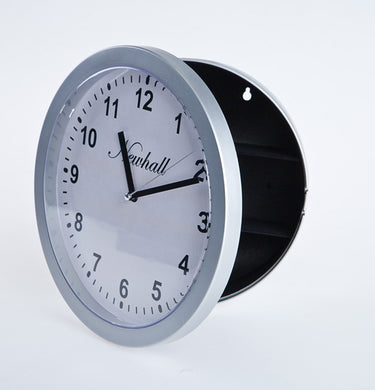 Wall Clock Stach Container