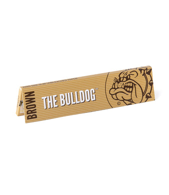 Χαρτάκι στριφτού The Bulldog Amsterdam Brown K/S Slim