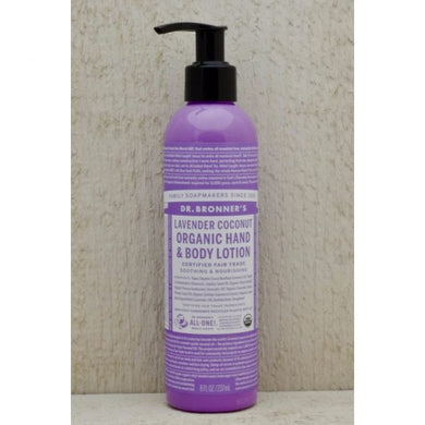Dr.Bronner's Body Lotion Lavender Coconut 240ml