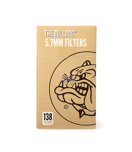 Φίλτρα The Bulldog Amsterdam 5.7mm Pop-A-Tip Eco