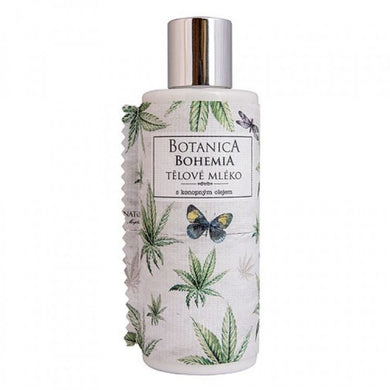 Botanica Body Lotion with Hemp Oil 200ml