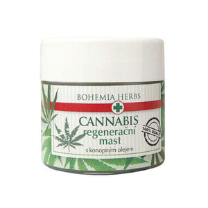 Bohemia Herbs Cannabis Regenerating Ointment 120ml