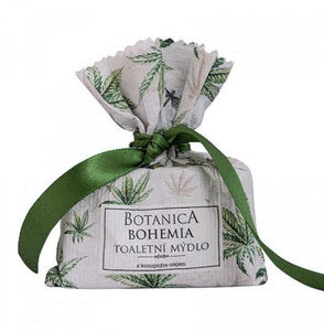 Botanica Bohemia Gentle Soap With Hemp Oil 100g