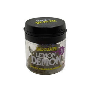 Call The Dealer-Lemon Demon 18% cbd 1g