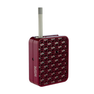 Vaporiser Iolite Grape Red Wispr