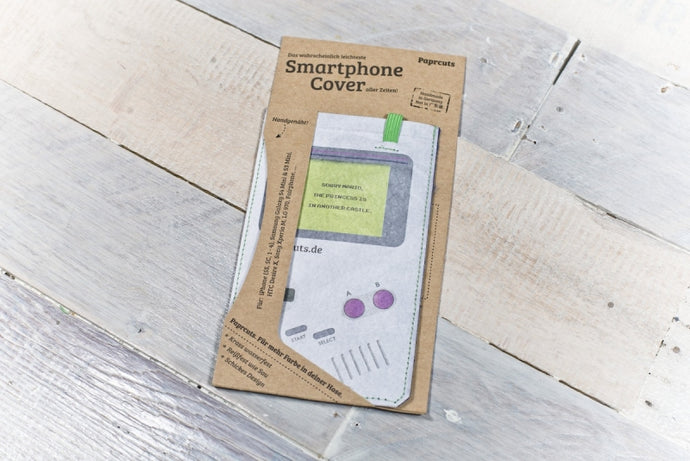 Θήκη Smartp. Papr. Big Game Boy