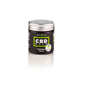 CBD Balm 1% Pharma Hemp 30ml - rollit-gr