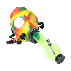 Bong Rasta Mask with Pipe - rollit-gr