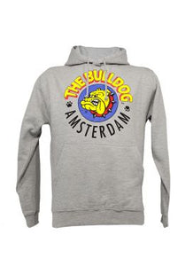 Sweater The Bulldog Grey Men S