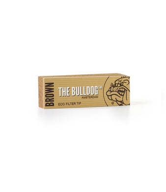 Τζιβάνες The Bulldog Eco Brown Τ/50