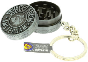 Grinder The Bulldog Keychain Mini