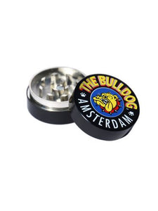 Grinder The Bulldog Black 2Τ  45mm - rollit-gr