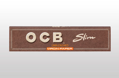 Τσιγ. OCB Virgin K/S Slim Unbl.T/50