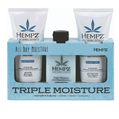 Hempz On the Fly Faves - Triple Moisture