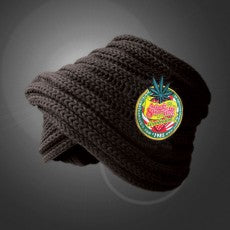 Strawberry Haze Black Rasta Headband