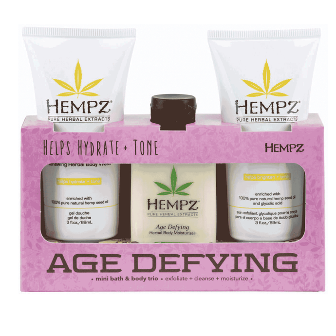 Hempz On the Fly Faves - Age Defying