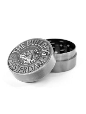 Grinder The Bulldog Silver 2Τ 40mm - rollit-gr