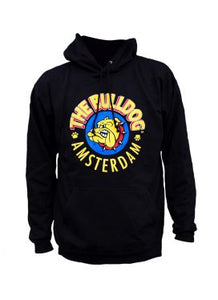 Sweater The Bulldog Black Men L