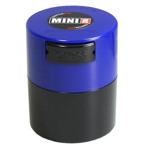 Tightvac 0.12 lit. Solid Dark Blue Cap
