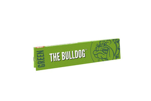 Χαρτάκι Στριφτού The Bulldog Amsterdam Green K/S Slim