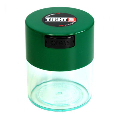 Tightvac 0.29 lit. Clear Dark Green Cap