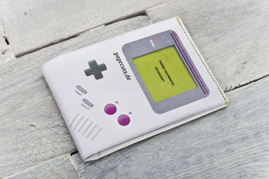 Πορτοφ. Paprcuts Game Boy