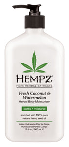Fresh Coconut & Watermelon Herbal Moisturiser 500ml - rollit-gr