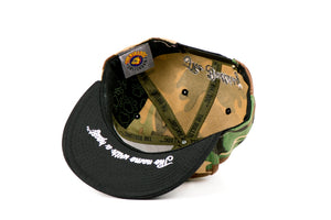 Army Full Snapback The Bulldog Amsterdam Limited Edition - rollit-gr