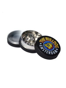 Grinder The Bulldog Black 3Τ  40mm - rollit-gr