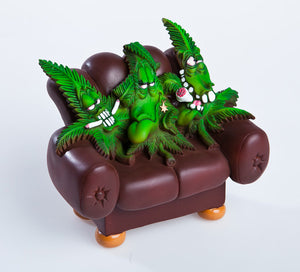 Τασάκι Cannabuds stash chair