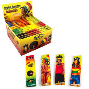 ΤΣΙΓ.RASTA REGGAE+TIPS K/S pcs26.