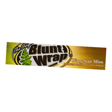 ΤΣΙΓ.BLUNT WRAP K/S SLIM GOLD Τ/25
